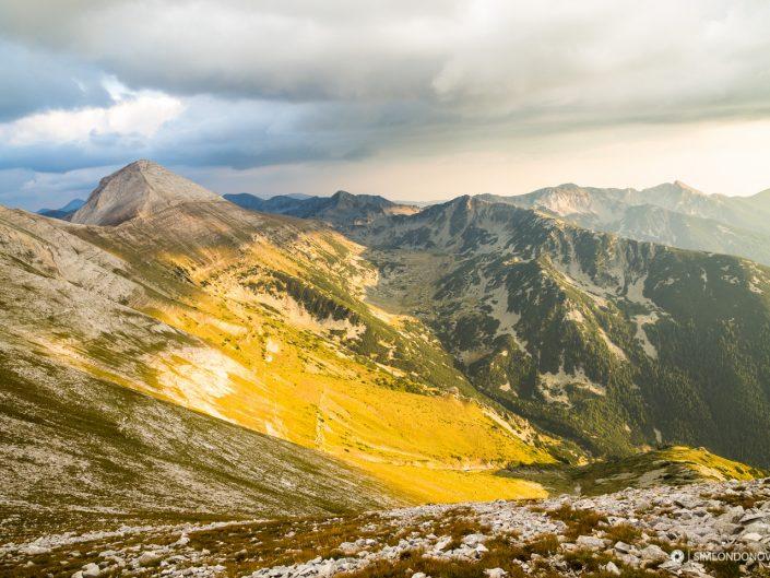 Пирин - планината, която обича облаците