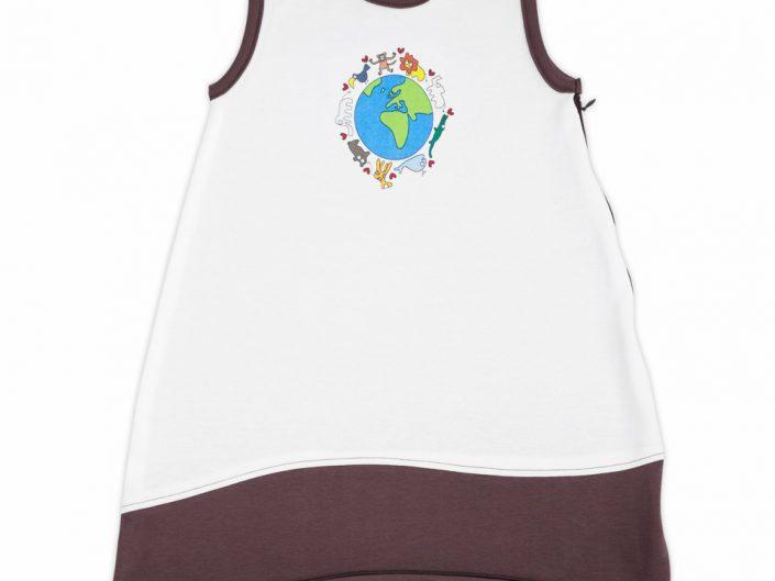 Продуктова фотография на бебешки дрехи за For Babies - www.organic.dafra.biz