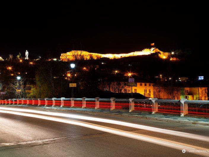 Крепост Хисаря, град Ловеч. Забележителности България. Български забележителности.