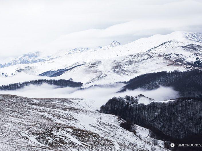 Зимното било на Балкана - Национален парк Централен Балкан