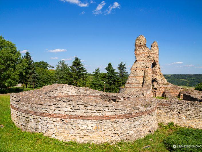 Римска крепост Кастра Мартис, град Кула. Забележителности България. Български забележителности.
