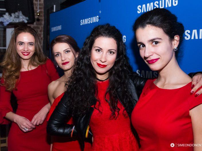 Коледно тържество на Самсунг България
