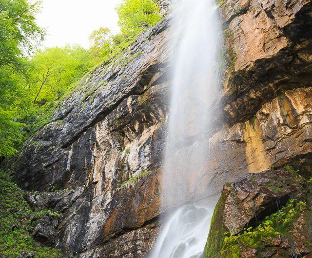 Водопад Боров камък, Врачански Балкан