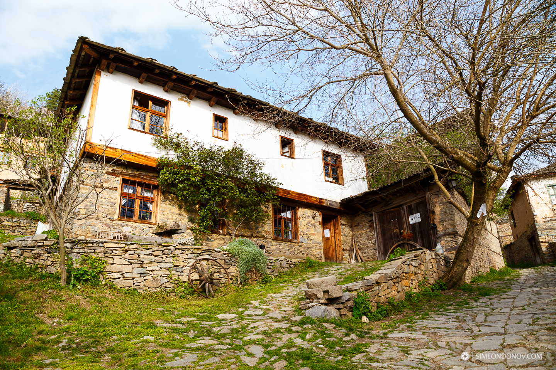 Село Лещен, Западни Родипи