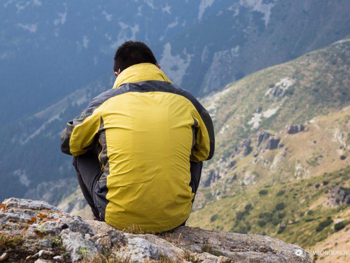 Почивка на Премката под връх Вихрен, Национален парк Пирин