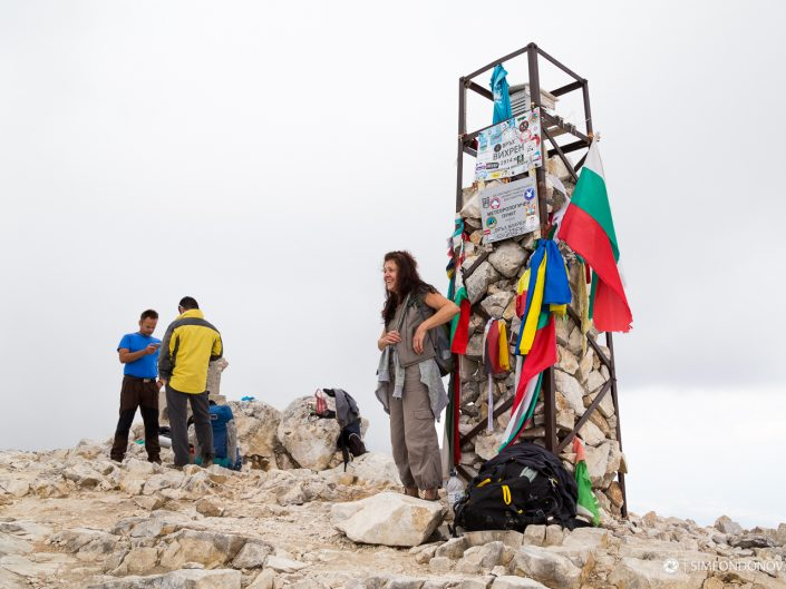 Първенецът на Пирин - връх Вихрен, Национален парк Пирин