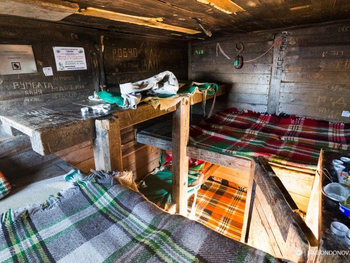 Заслон Кончето - 2760 м надморска височина, Национален парк Пирин