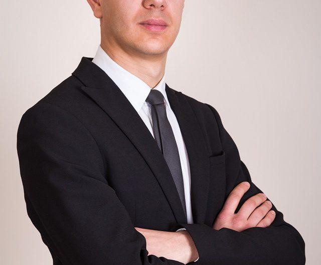 Бизнес портретна фотография