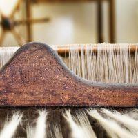 Традиционен тъкачен стан – детайли