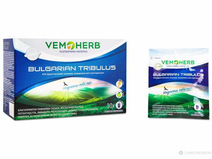 Продуктова фотография на хранителни добавки за ВемоХерб - www.vemoherb.com