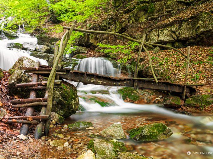 Река Лева, Природен парк Врачански балкан