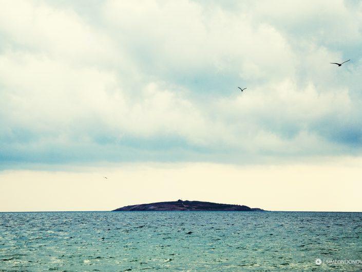 Остров Свети Иван, къмпинг Градина