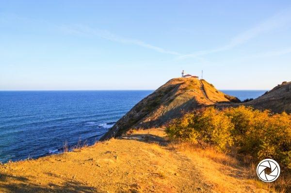 Нос Емине, Черно море