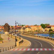 The old town of Nesebar, Bulgaria - World Heritage.