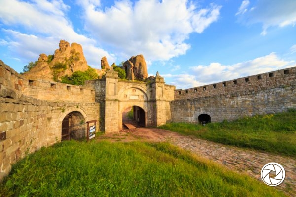 The Belogradchik Fortress, also known as Kaleto, is an ancient fortress close to the northwestern Bulgarian town of Belogradchik and the town's primary cultural and historical tourist attraction.