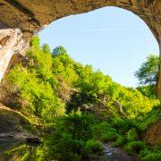 Божи мост (Жабокрек), край село Чирен
