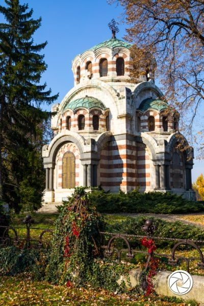 """Мавзолей-параклис """"Св. Георги Победоносец"""", град Плевен"""