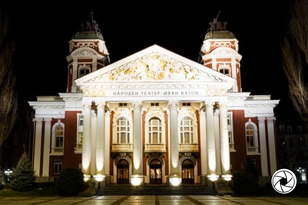 Нороден театър Иван Вазов, София