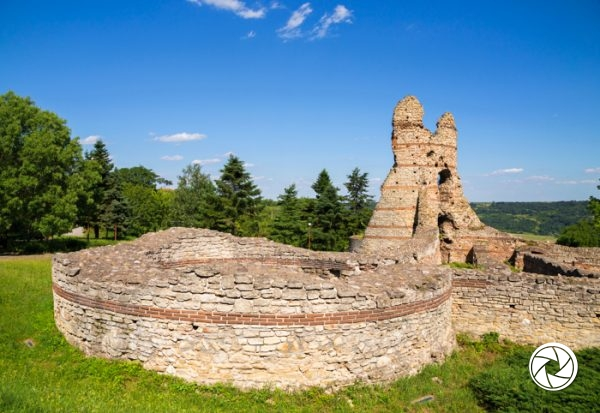 Крепостта Кастра Мартис, град Кула