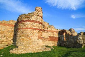 Крепостта на стари град, Несебър