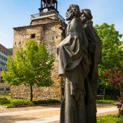 Кула на Мешчиите, град Враца