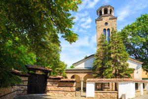 """Църквата """"Св. Възнесение"""", град Враца"""