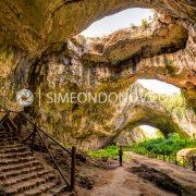 Изглед от Деветашка пещера