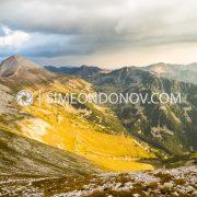 Пирин - планината, която обича облаците. Национален парк Пирин.