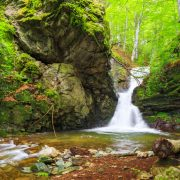 Водопад Бялата вода, Западен Балкан