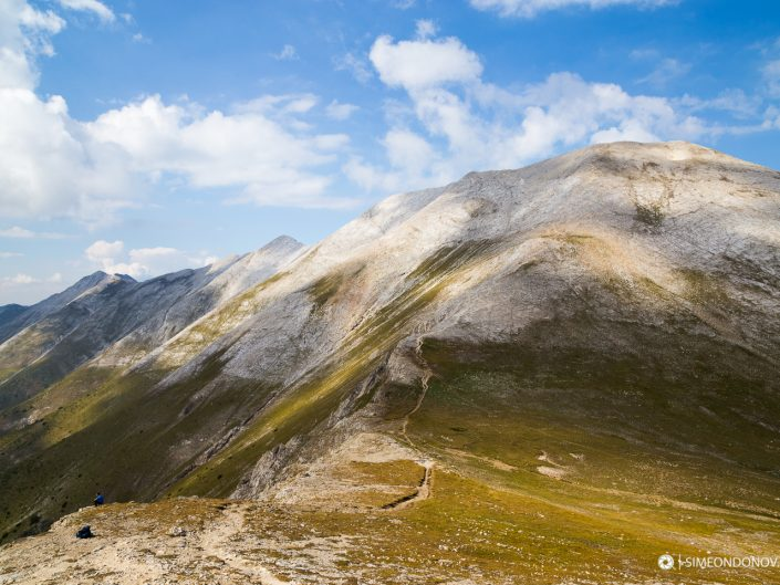Връх Кутело и карстовото било, Национален парк Пирин