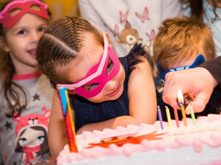 Фотограф за Детски рожден ден - галерия