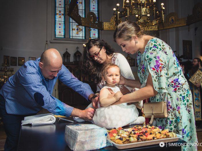 Свето кръщение, София